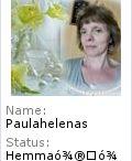 PaulaHelenas på Facebook