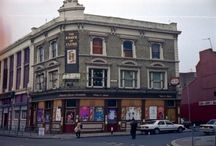 pubs of Bethnal Green
