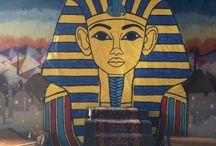 des's egypt project