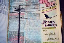 Bible Journaling - 1 Timothy
