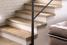 salon schody