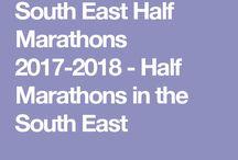 UK half marathon events