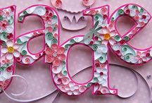 Quilling / by Mallory Bennett