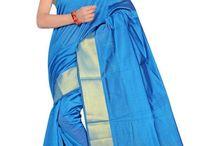 Mix Cotton Silk Saree Collection
