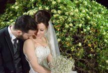 Agamemnon & Eleni Wedding decoration- Στολισμός γάμου, Athens Greece / Wedding Flower Decoration