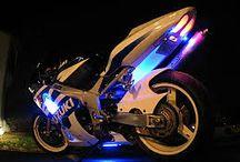 Paixão por motos