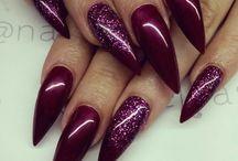 designed nails