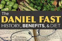 Daniel Fast / by Monica Breedlove