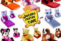 Fotolii pentru copii / Fotolii din plus extensibile pentru copii