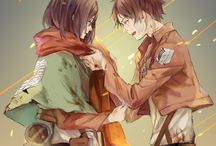 Attack On Titan / ♡♥︎Attack on Titan♥︎♡