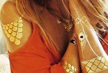 Tatouages / Retrouvez ici les plus beaux tatouages repérés sur Pinterest / by ELLE France