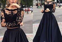 Dresses...prom