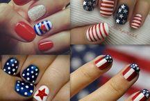 Nails nails nails / by Alondra Wirtz