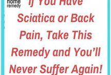 back pain hip