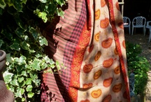 Kantha...stitched with love / Now back on Etsy!  www.etsy.com/uk/shop/fatlama?ref=si_shop