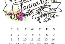 calendarios 2