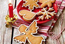 Weihnachts-Gebäck / Was ist leckerer als der Duft frisch gebackener Plätzchen in der Wohnung? LAVIVA präsentiert neue Rezeptideen - von Spritzgebäck bis Safran-Baiser.