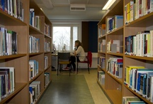 Sofianlehdonkatu / Helsinki Metropolia UAS Library, Sofianlehdonkatu. Metropolia Ammattikorkeakoulun kirjasto, Sofianlehdonkatu.