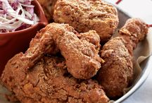 Flash-Fried Finger-Lickin' Chicken / by Rocco DiSpirito
