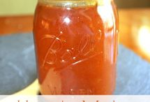 Food - Sauces, Dressings, Jams, Pickles