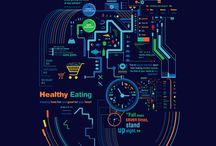 Infograph / Healthy Eating