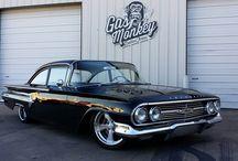 Gas Monkey Garage Bel Air