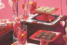 Valentine's Day Sweets and Tablescapes / Sweets and other items for this love-ly holiday! / by Julia M Usher