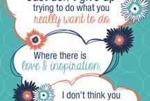 Inspiration  / by Lindsay Lawson