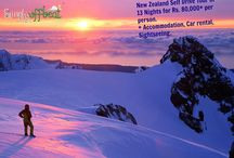 New Zealand tour package / New Zealand Self Drive Tour package