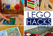 porządek  LEGO