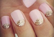 Nail fun / Manicure ideas / by Rebekah Palmquist
