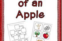 School Stuff- Apples / by Crystal Kelly