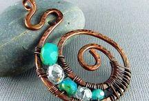 Jewelry - copper