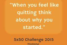 5x50 Motivation