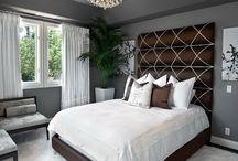 ložnice a obyvák