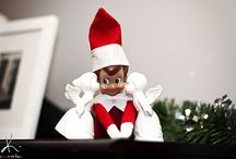 Elf...yeah. We r gonna do it too / by Jamie Hubbard