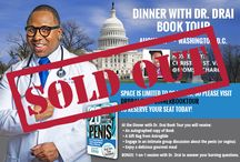 Dinner with Dr. Drai Book Tour