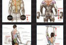 trening siłowy i dynamiczny.
