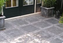 bestrating patio