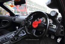 Modified Mazda RX-7 (3rd generation, FD) / Modified Mazda RX-7 (3rd generation, FD)