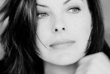 Carole Bouquet / Best actress ever seen.