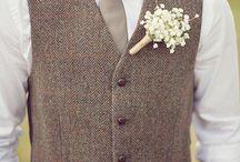 Ženích - outfit nápady