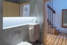 Self Build: Family Bathroom / Some ideas for a family bathroom suitable for little ones, for our self build project at Graven Hill, Bicester