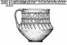 Rus/Slavic/Hungarian pottery