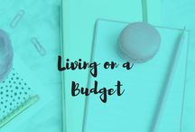Living on a Budget / How To Live On a Budget - Budgeting Tips - How To Budget Dave Ramsey Cash Wallet - Become Debt Free