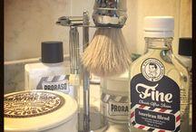 Wet Shaving / My shaving and such!!