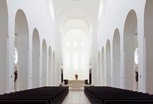 Architecture // Churches