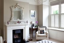 Traditional Interior Design Style / Traditional homes have an air of history about them, utilising carved woods, elegant and classic fabric patterns and natural colours and materials. They often incorporate symmetry in the furniture layout by focusing around a main feature such as a fireplace. Think sumptuous sofas with soft accent pillows, framed wall decorations and elegant fabric curtains. Colours are often light and neutral creams, browns, golds, greys and beiges.