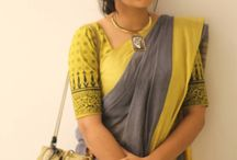 Sarees - For the love of 'Handwoven' / Everything handwoven