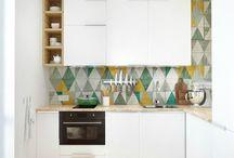 Kitchens / Cocinas-cuisines #decomaison